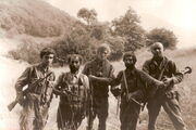 Soldiers of the NKR Defense Army (1992)