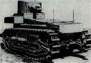 Light Tank T1E1