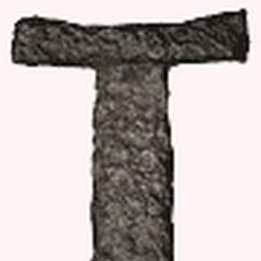 Скифский акинак VII - V до н. э.