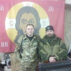 Командир Одессы Алексей Фомин рядом с Алексеем Мозговым, комбригом <a class=