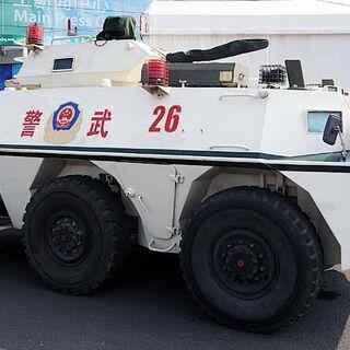 Полицейская машина WZ-901.