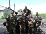 Вооружённые силы Новороссии