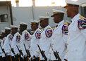 Haiti National Police Marching Band 2010