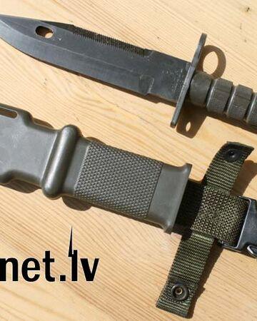 Штык-нож M9 BAYONET Реплика: купить в Москве, СПб и России | 450x360