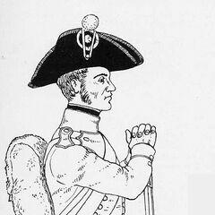Фузилер 1-го линейного полка, 1806 г.