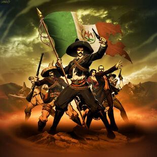 Viva mexico by genzoman-d4a02kx