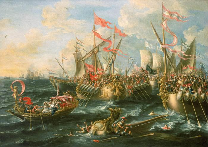 battle of actium essay