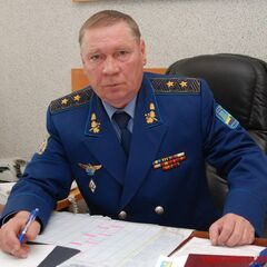 Василий Никифоров, генерал-лейтенант, начальник авиации Командования Воздушных сил ВС Украины (до марта 2015 г.).