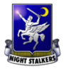 Эмблема 160 Ночные Сталкеры