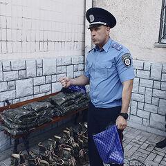 Подполковник Илья Кыва.