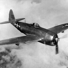 Р-47D.