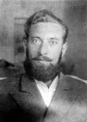 Герш Келлер руководитель восстания