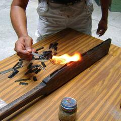 Реконструкция макуавитля.