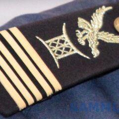 Погон полковника ВВС Того.