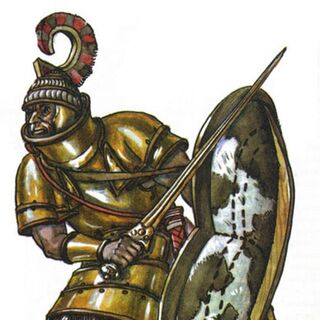 Микенец, XV век до н. э.