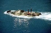BTR-70 swimming