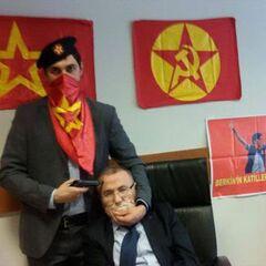 Боевик DHKP-C, захвативший в заложники турецкого прокурора в Стамбуле, 31 марта 2015 г.