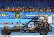 Iran Light Strike Vehicle (LSV)