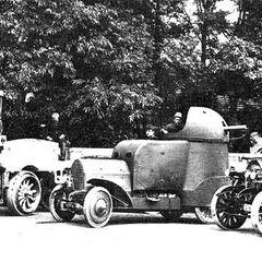 Austro-Daimler образца 1906 г.