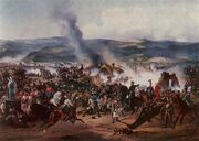 Battle of Kulm by Kotsebu
