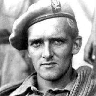 Майор Андерс Лассен - командир одного из отрядов SBS во время Второй Мировой, награждён Крестом Виктории посмертно.