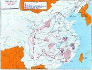 Chinese civil war map 03