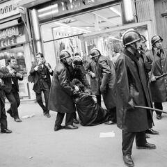 CRS во время события Красного мая 1968 г.