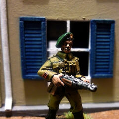 Сержант егерей.