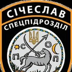 Нашивка батальона в виде стандартного щита <a class=