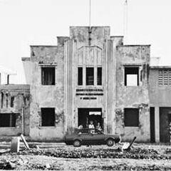 Форт Диманш, в котором Мадам Макс Адольф работала надзирательницей.