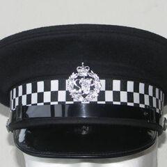 Фуражка полицейского RSIPF.