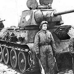 Колонна танков <a href=