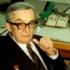 Игорь Яковлевич Стечкин.