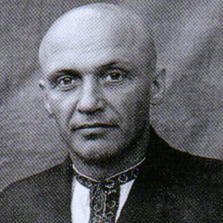 Михайло Сорока, участник восстания и организатор хора, который исполнял гимн восстания.