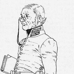 Хирург 3-го линейного полка, 1813 г.