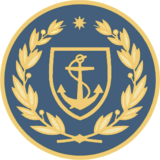 Navy of Georgia logo