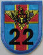 22 batalion md