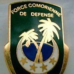 Эмблема армии Комор.