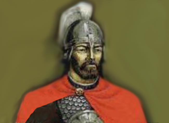 Князья аскольд и дир картинки
