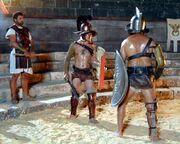 Classical gladiators