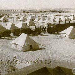 Учебный лагерь под Иерихоном в Иудейской пустыне.