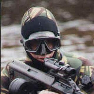 Основным оружием ирландских рейнджеров является винтовка AUG.