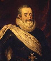King Henry IV of France
