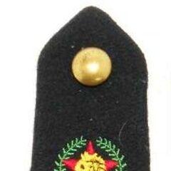 Погон солдата 1-го класса.
