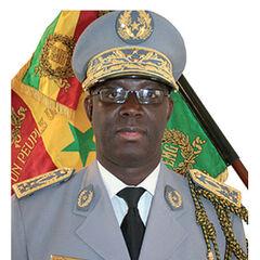 Генерал ВС Сенегала.