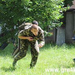 Тренировка бойцов