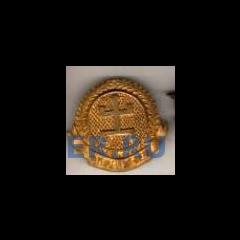 Кокарда армии Мали старого образца, с изображением символа