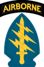 US Army Special Forces SSI