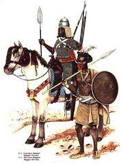 Danakill & Dervish Warriors