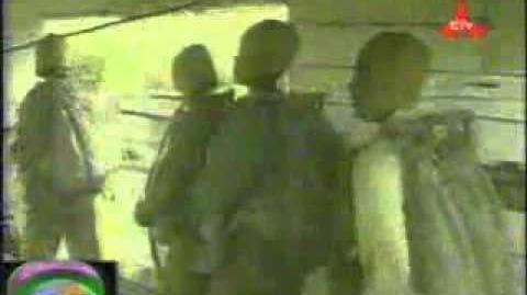 Солдаты Эфиопии